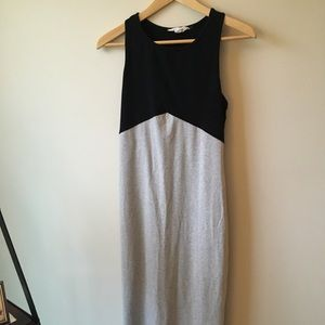 Athleta Razorback Jersey Dress, Medium